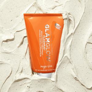Glam Glow橘罐亮颜去角质美白面膜100g