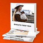 """21-Page Shutterfly 6""""x6"""" Hardcover Photo Book"""