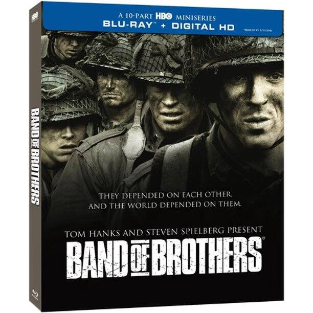 HBO: Band of Brothers or The Pacific (Blu-ray)