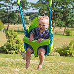 4-in-1TP Quadpod Adjustable Swing Seat