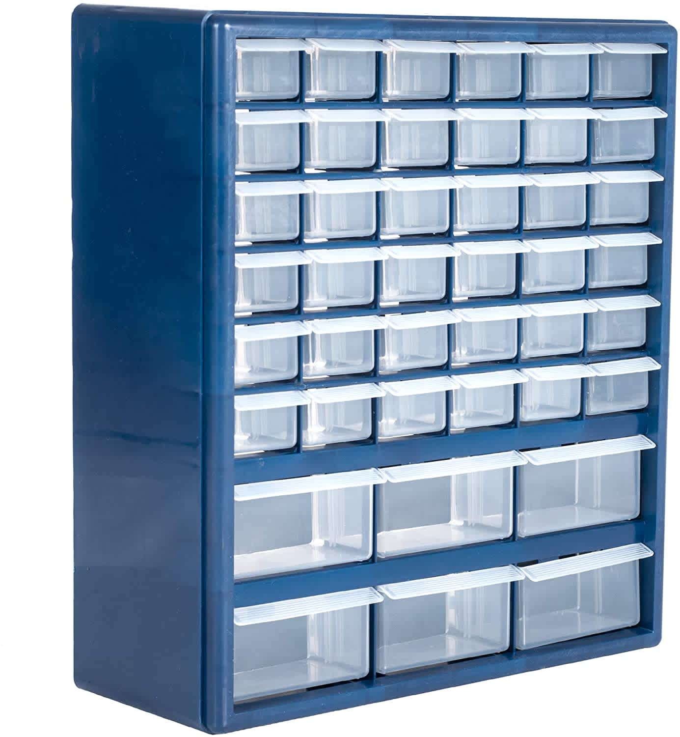 Stalwart Deluxe 42-Drawer Compartment Storage Box