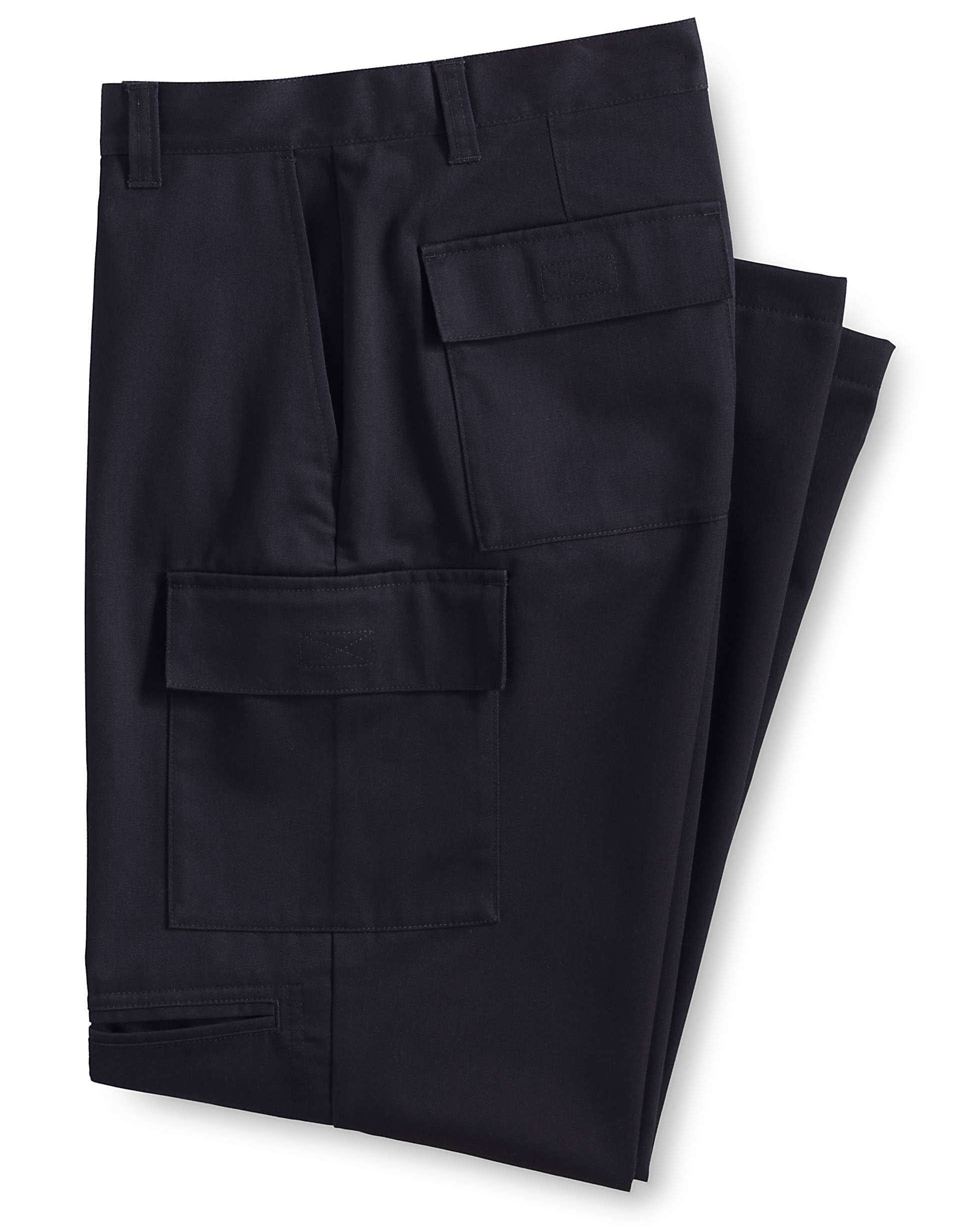 Lands' End Men's Knee Pad Cargo Pants