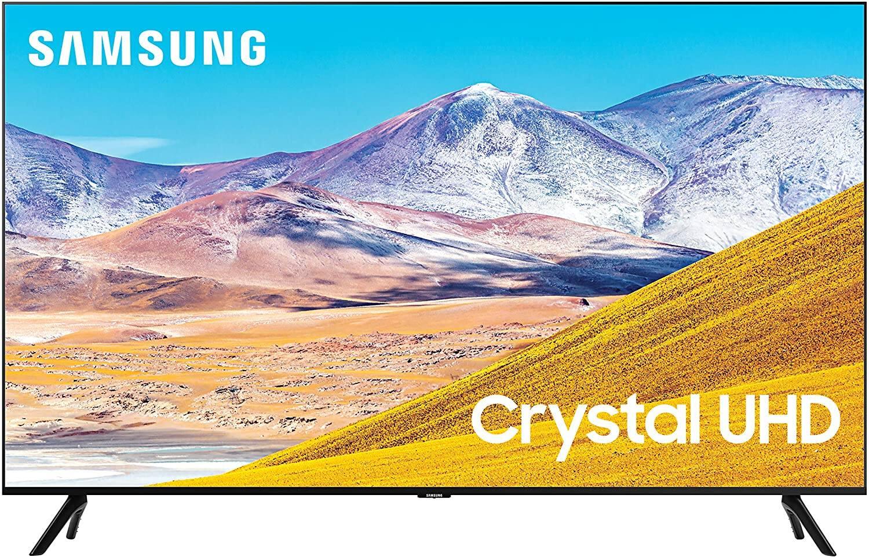 """85"""" Samsung UN85TU8000 Class 8 Series LED 4K UHD Smart Tizen TV"""