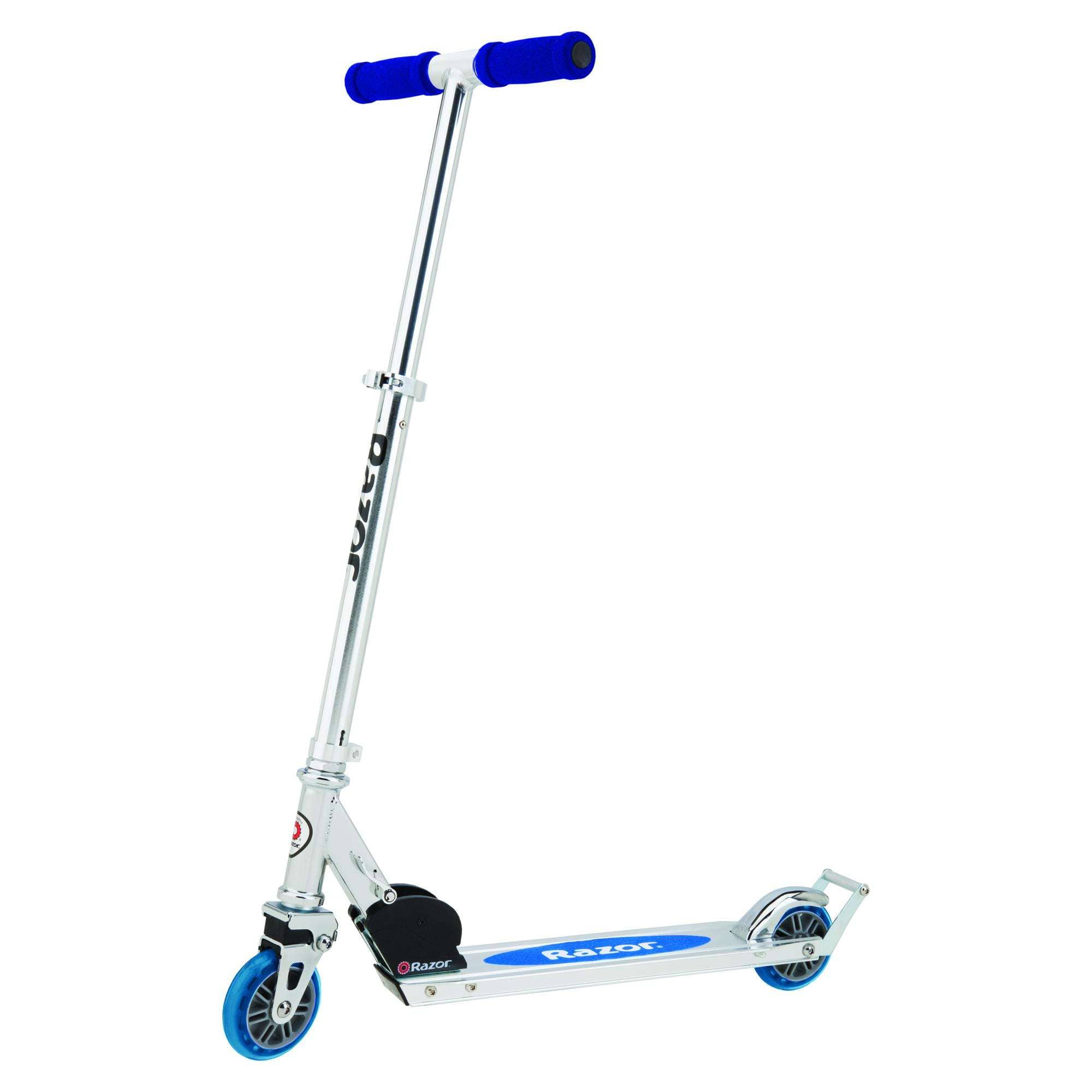 Razor A2 Kick Scooter for Kids (Dark Blue or Red)