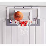 Spalding NBA Over-The-Door Basketball Hoop