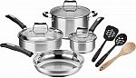 Cuisinart 10-PC Stainless Steel Cookware Set