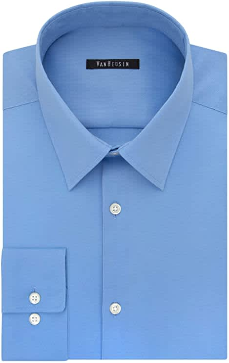 Van Heusen Men's Slim Stretch Dress Shirt