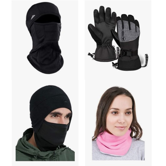 Up to 31% off Tough Outdoors Headwear and Gloves