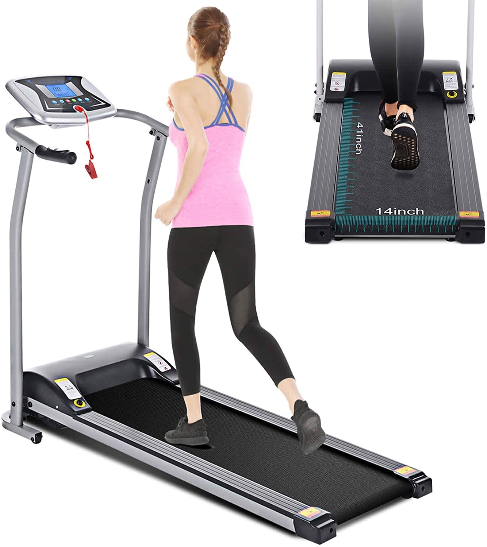Mauccau Folding Portable Treadmill