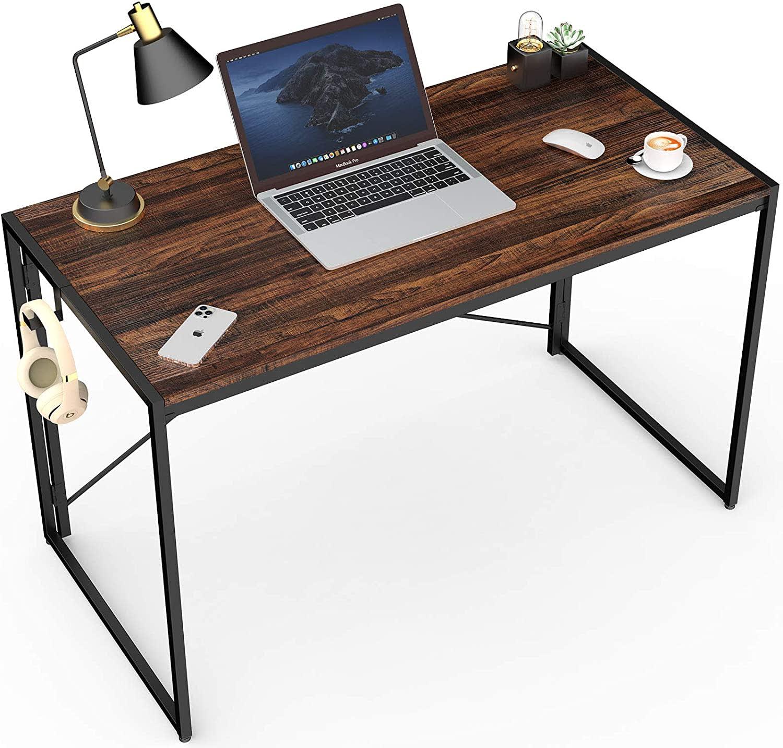 "Wowrace 40"" Folding Computer Desk"