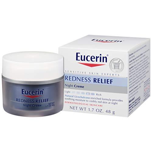 Eucerin优色林抗红血丝修复晚霜,1.7 oz