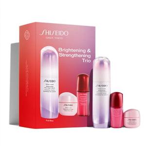Shiseido Brightening + Strengthening Trio