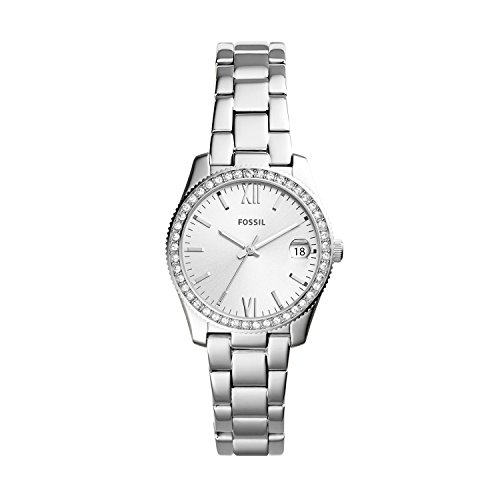 史低价!Fossil 化石Scarlette ES4317 女士石英手表