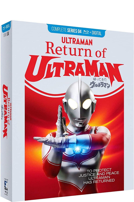 Return of Ultraman: The Complete Series (Blu-ray + Digital)