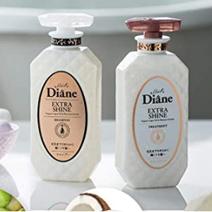 Moist Diane 无硅保湿洗发护发套装 450ml*2