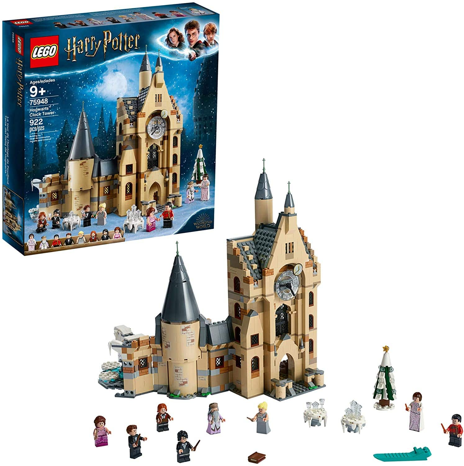 LEGO: 3 Free Gifts w/ Purchase of Select LEGO Harry Potter Sets