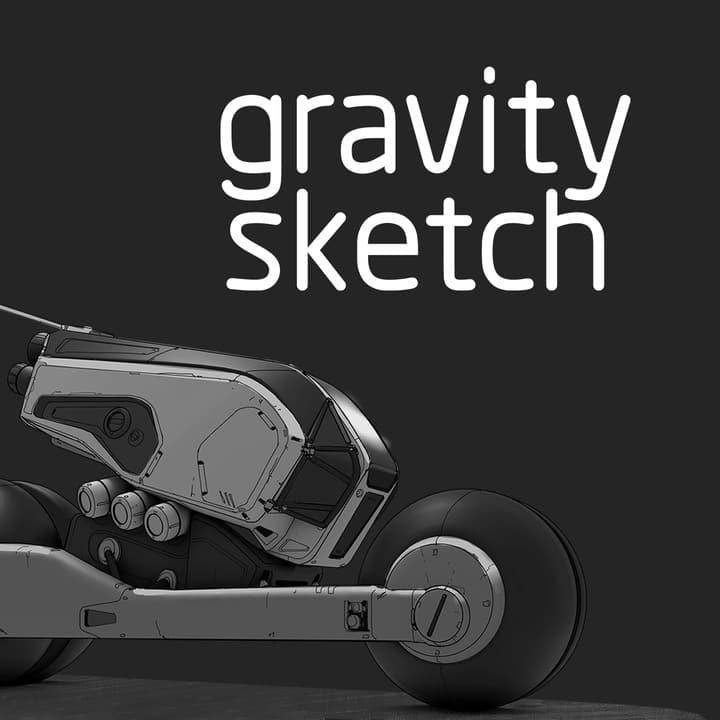 Gravity Sketch (Oculus Quest/Rift/Touch Digital Utility App)