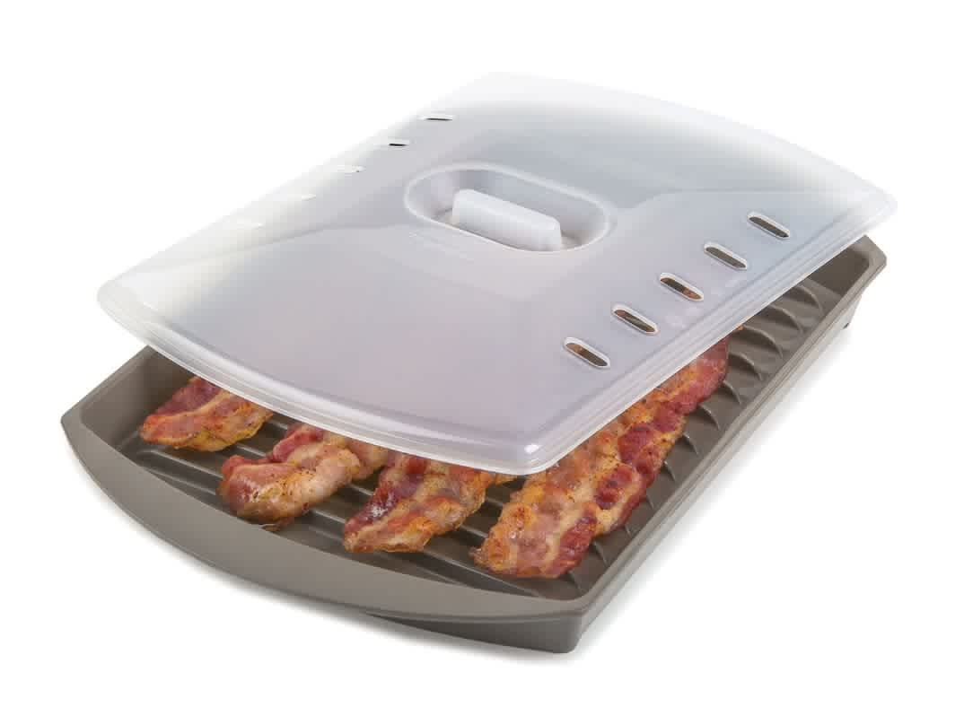 Prep Solutions by Progressive Microwave Bacon Cooker