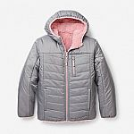 Eddie Bauer Kids Deer Harbor Reversible Hooded Jacket