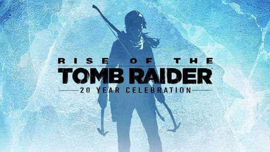 Rise of the Tomb Raider: 20 Year Celebration (PC Digital Download)