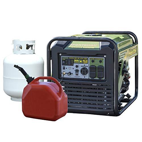 Buffalo Tools 双燃料 8500瓦 峰值功率 家用或办公用 发电机