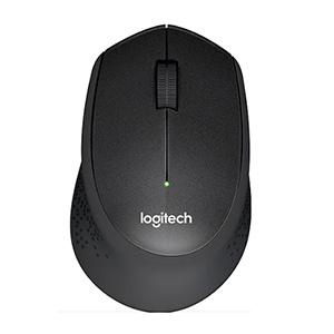 Logitech M330 Silent Plus 无线静音 人体工学鼠标