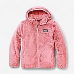 Eddie Bauer Kid's Quest Plush Fleece Hooded Jacket