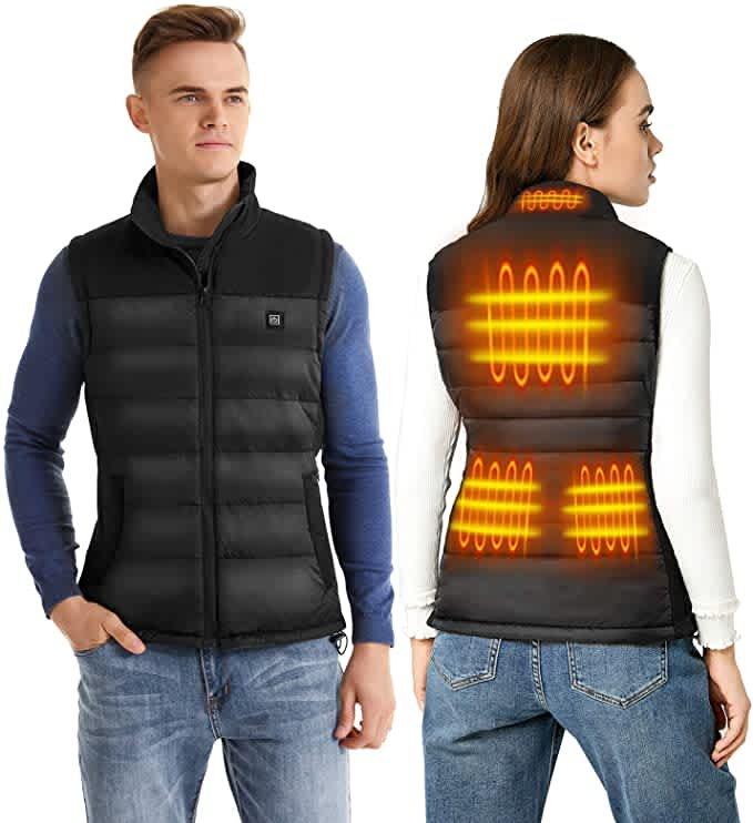 Zhovee Electric Heated Vest