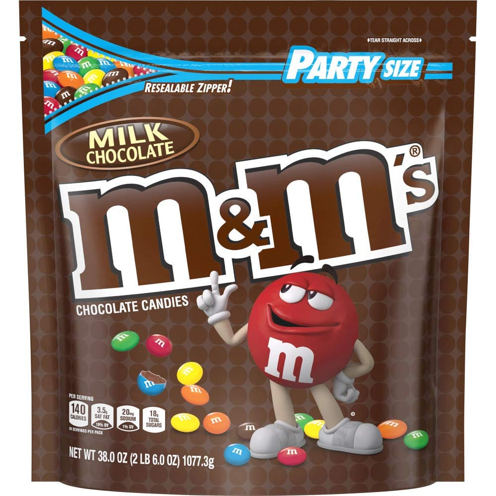 34oz M&M'S Peanut Butter Chocolate Candy