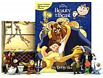 Kids' Activity Kit w/ Board Book, Play Figures & Play Mat