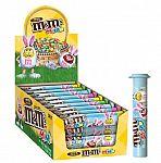 24-PK M&M's Easter Minis Mega Tube Milk Chocolate Candy