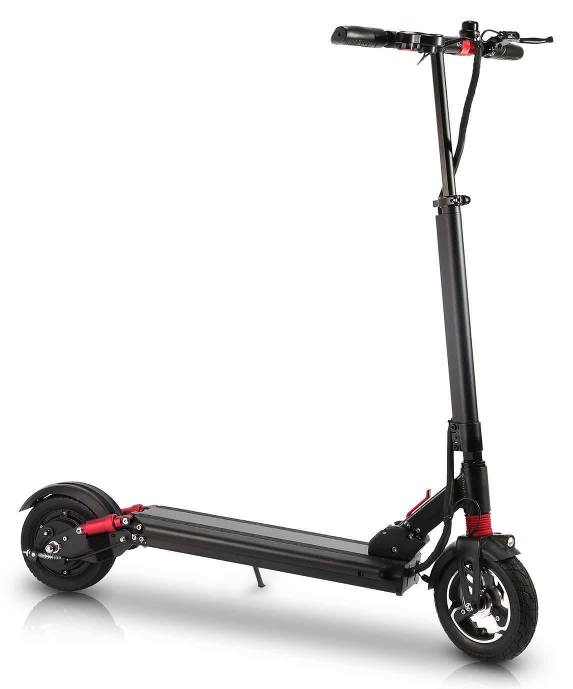 Plug City 500W Folding Electric Scooter