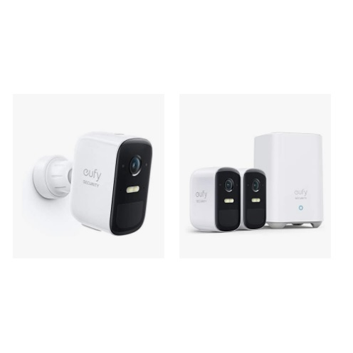 Amazon: Up to 26% OFF on eufy Security Products
