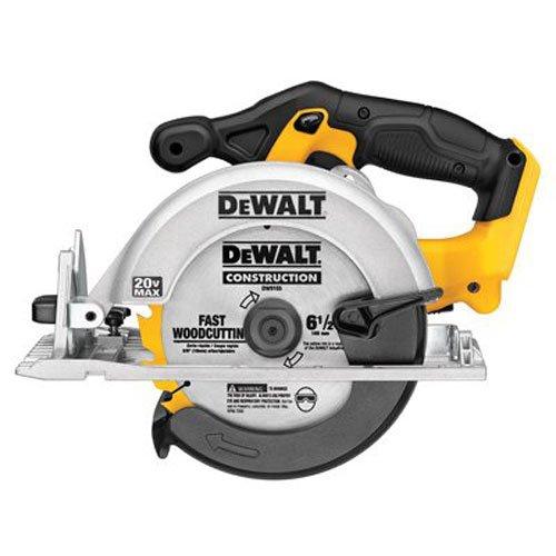 DEWALT DCS391B 20-Volt MAX Li-Ion Circular Saw, Tool