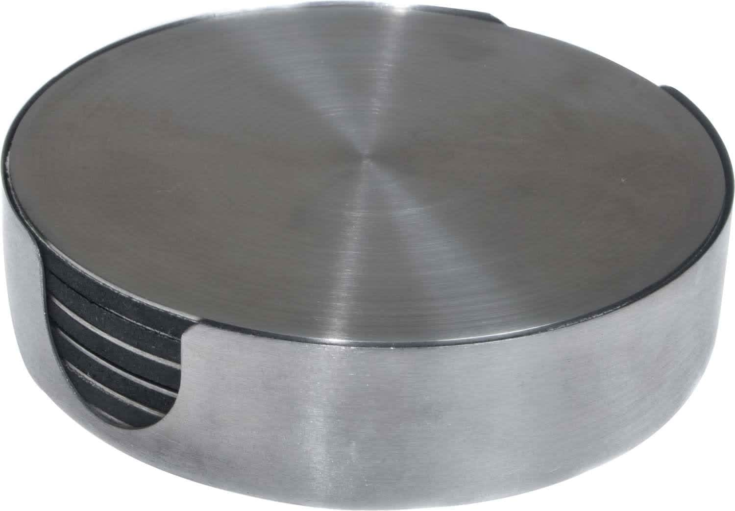 Thirstystone Stainless Steel Coasters 6-Pack
