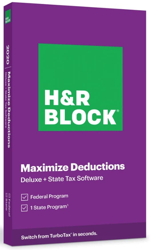 H&R Block Tax Software at Office Depot and Office Max