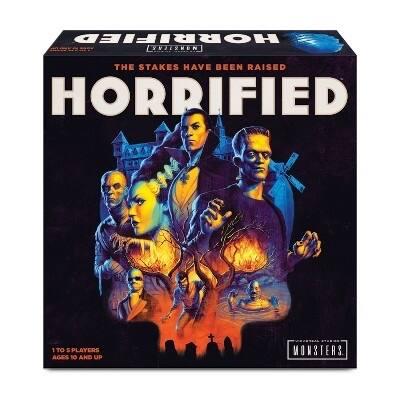 Target Circle Members: Horrified: Universal Monsters Strategy Board Game