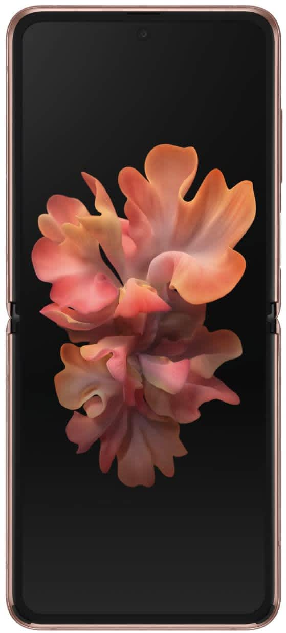 Unlocked Samsung Galaxy Z Flip 5G 256GB Android Smartphone
