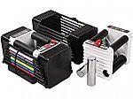 PowerBlock Personal Trainer Adjustable Dumbbell Set ( 2.5-50 lbs)