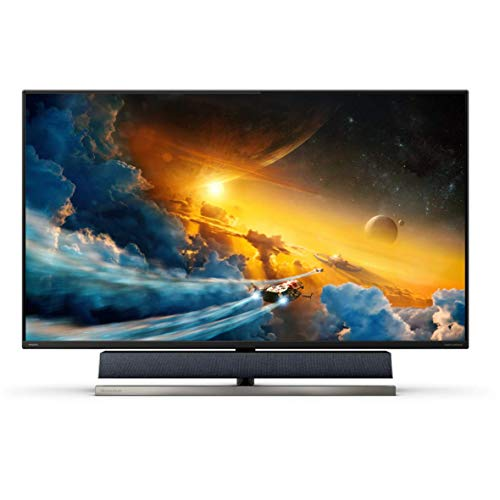 "Philips Momentum 558M1RY 55"" Console Gaming Monitor, 4K UHD @ 120Hz, Bowers and Wilkins Audio, FreeSync Premium Pro, Low input lag, DisplayHDR1000, Ambiglow, 4Yr Advance Replacement"