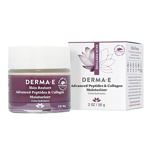 DERMA E Advanced Peptides and Collagen Moisturizer 2 oz