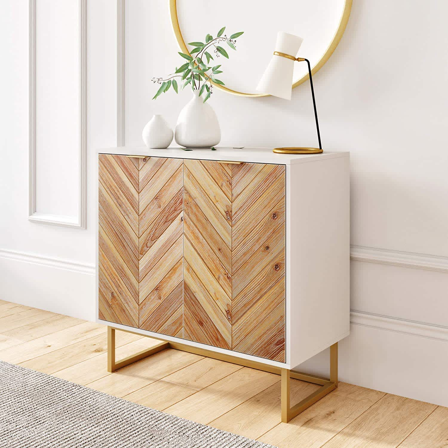 Nathan James Enloe Accent Cabinet