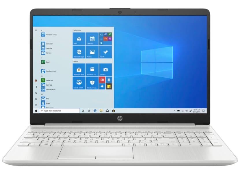 """HP 15 3rd-Gen. Ryzen 3 15.6"""" Laptop"""