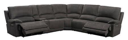 Abbyson Living Brooks 6-Piece Sectional Sofa