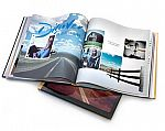 "Shutterfly New Customers: 20-Page 8""x8"" Hardcover Photo Book w/ up to 91 extra pages"