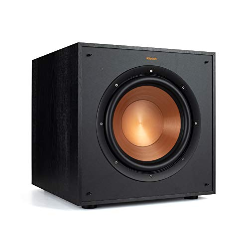Klipsch Reference Wireless RW-100SW Subwoofer, Black