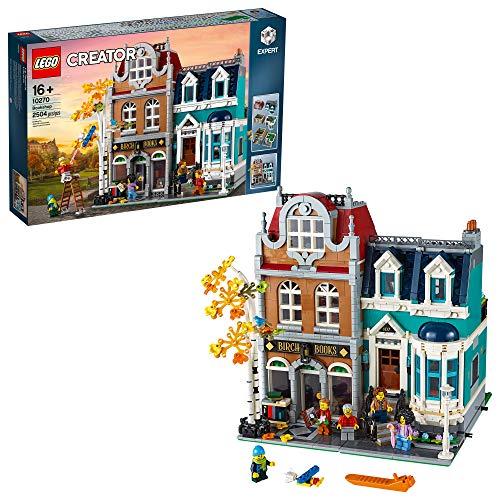 LEGO Creator Expert Bookshop 10270 Modular Building Kit,