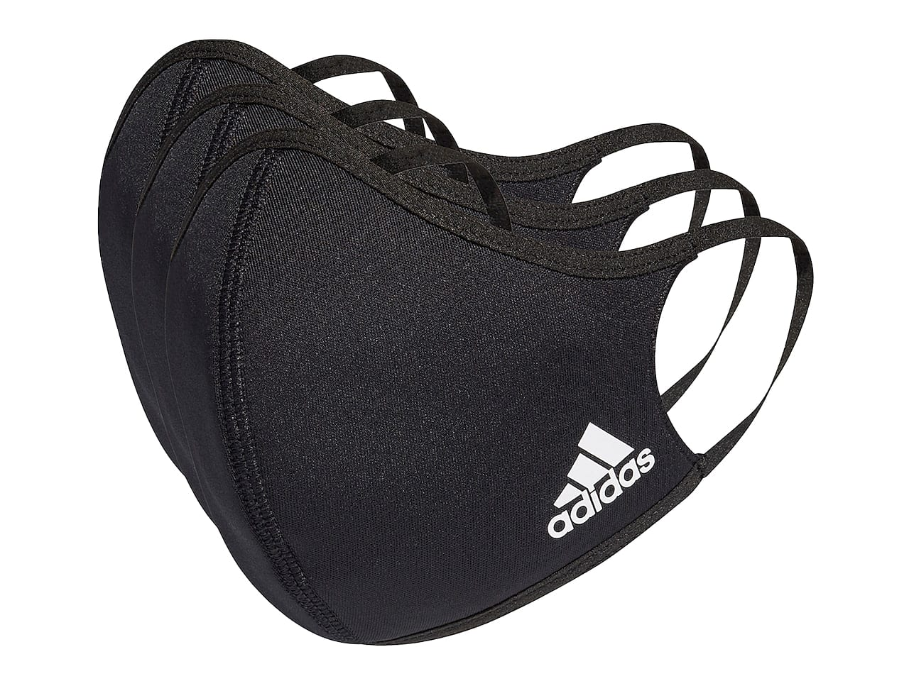 3-Pack of adidas Face Mask (M/L)