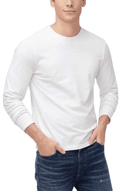J.Crew Factory Men's Washed Jersey T-Shirt