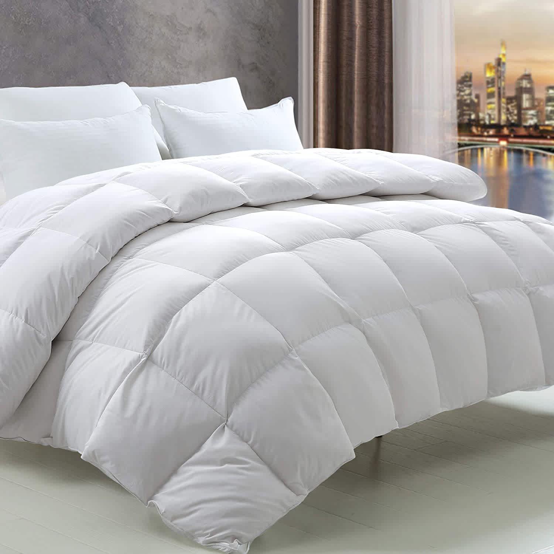 Fairyland Queen Siberian Goose Down Comforter